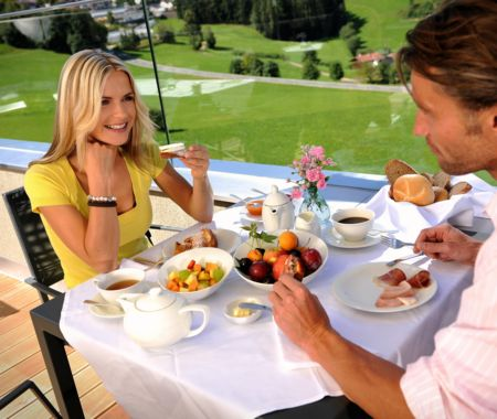 Hotel Alpenflora****: Your gourmet hotel in South Tyrol