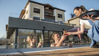 Wellness holiday at Hotel Alpenfloraclose on the Alpe di Siusi