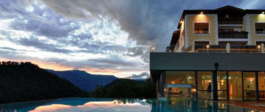 Pure romance at Hotel Alpenflora in Castelrotto, South Tyrol